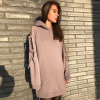 Long Hoodie Dress - PALACEOFCHIC