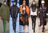 THE BIGGEST TRENDS FROM THE FALL 2017 RUNWAYS
