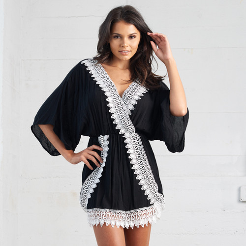 BLACK SEA DRESS