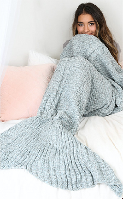MERMAID BLANKET - PALACEOFCHIC