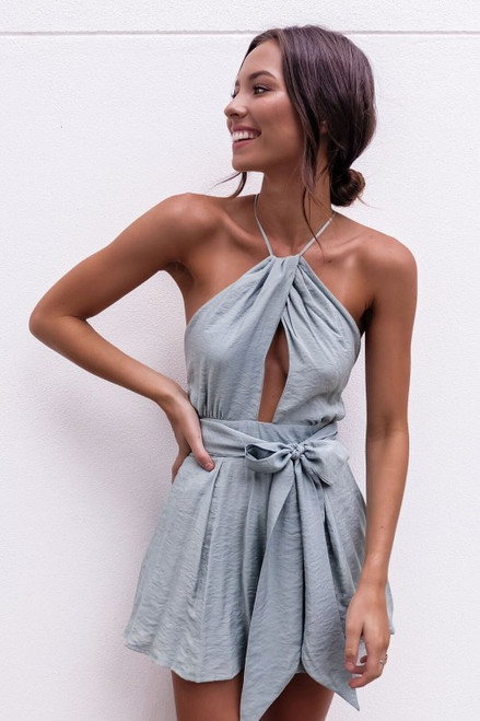 Beach Resort Romper - palaceofchic