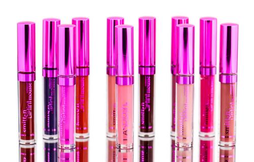LA-Splash Cosmetics Smitten LipTint Mousse (Waterproof)