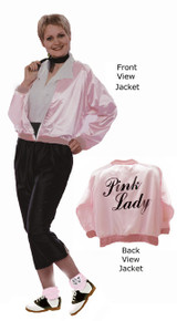 Pink Lady Capri Costume Plus Size