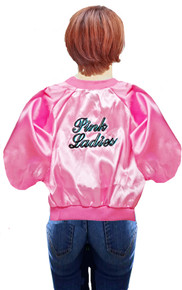 Pink Ladies Jacket Plus Size