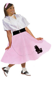 Poodle Skirt  Adult Budget