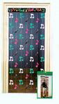 Music Note Doorway Curtain
