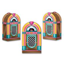 Jukebox Favor Boxes Party Decoration
