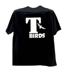 The Front of the Tbird tee shirt. All Sizes. Small, Medium, Large, XL, 2X, 3X, 4X and 5X.