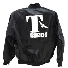 TBird or Thunderbird Satin Jacket Adult 4X