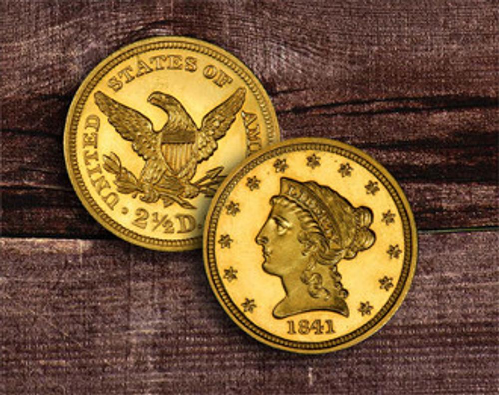 $2.5 Liberty Gold Coin