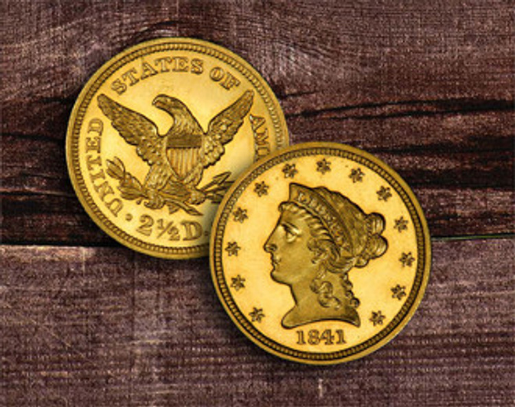 $2.5 Liberty Gold Coin