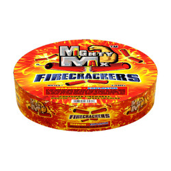 Mighty Max Firecrackers - 8,000 string