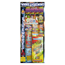 White Lightning Assortment