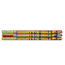 Mighty Max Roman Candle Assortment