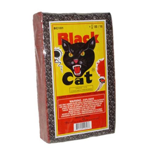 Black Cat Firecrackers - 80/16
