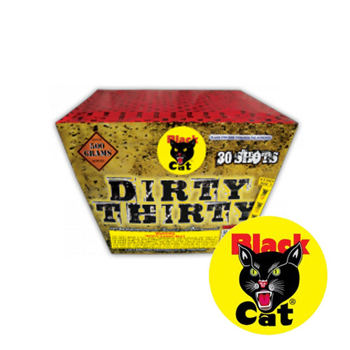 Black Cat Dirty Thirty Repeater