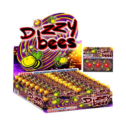 Fire Hawk Dizzy Bees