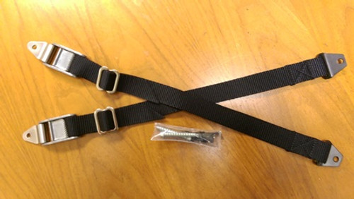 Adjustable Detachable Furniture Strap Kit