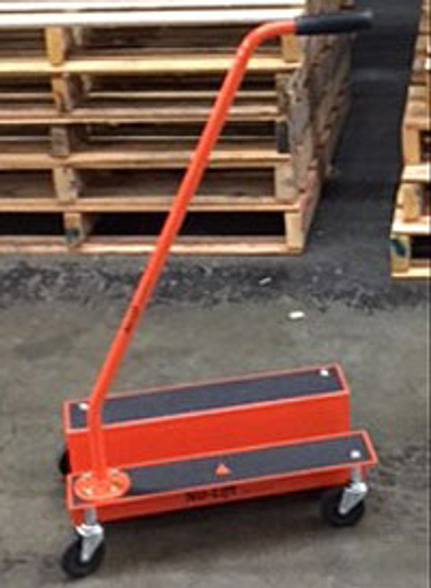 No Lift Empty Pallet Mover