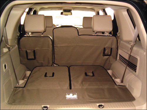Canvasback Custom Vehicle Cargo Liner