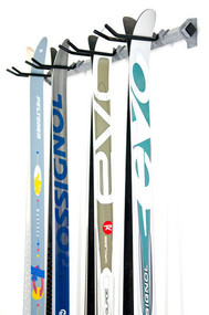 Monkey Bars Cross Country Ski Storage Rack