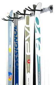 Monkey Bars Cross Country Ski Storage Rack