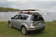 Malone Maui 2 SUP & Surfboard carrier
