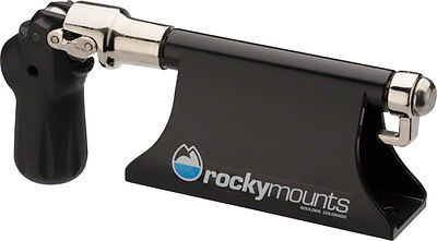 Rocky Mounts Lo Ball Fork Block Bike Rack