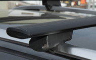 Rocky Mounts Flagstaff roof rack w/ Ouray crossbars