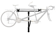 Rocky Mounts Tail Pipe Tandem hitch bike rack