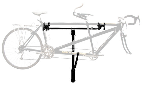 Rocky Mounts Tail Pipe Tandem hitch bike rack