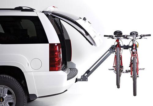 SoftRide Alumina hitch bike rack