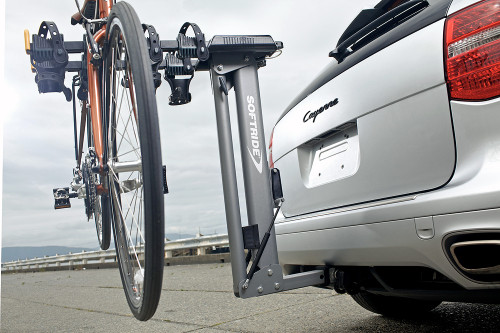 SoftRide Hydraulic Assist Dura hitch bike rack