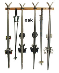Del Sol Garage Storage Ski Rack