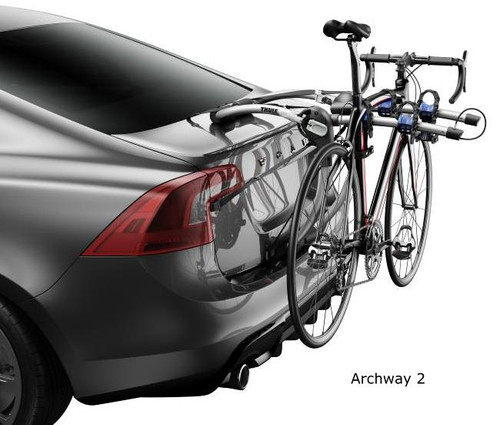 Thule Archway Trunk Mount Bike Rack