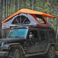 Treeline Outdoors roof rack mounted tent