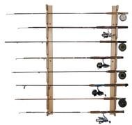 Del Sol Fishing Rod Storage Rack