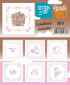 Stitch and Do Card Stitching Card Layers Only - Set 5