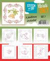 Stitch and Do Card Stitching Cardlayers Only - Set 7