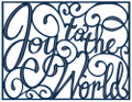 Sue Wilson - The Festive Collection - Joy to the World CED3034 - Pre-Order 15% Off
