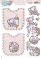 Hobbydots Sheets - Yvonne Creations - Baby Girl