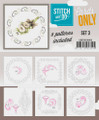 Stitch and Do Card Stitching Cardlayers Only - Set 3