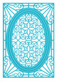 Sue Wilson - The Background Collection - Cathedral Background Die  CED7101 - Pre-Order 15% Off