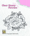 Nellie Snellen Clear Flower Stamp - Kingcups  FLO012