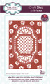 Sue Wilson - New Zealand Collection - Background Die CED8201 - Pre-Order 15% Off
