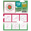 Stitch and Do Card Stitching Cardlayers Only - Set 12