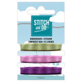 Stitch and Do Card Embroidery Thread Set 23 - 3 x 50m
