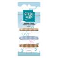 Stitch and Do Card Embroidery Thread Set 27 - 3 x 50m