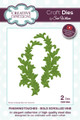 Sue Wilson Finishing Touches Bold Scrolled Vines Dies CED1464 - 15% Off Pre-Order