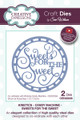 Sue Wilson Kinetics Collection Dies -  Candy Machine Sweets For the Sweet CED22006 - 15% Off Pre-Order